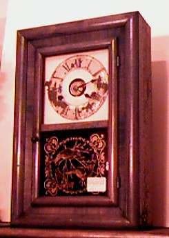 Cottage Clock