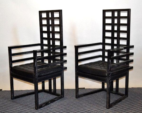 Josef Hoffman Chairs ...