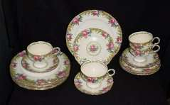 Paragon Tapestry Luncheon Set