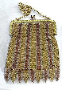Sunset Mesh Purse