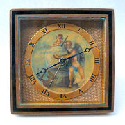 Father Time Boudoir Alarm Clock