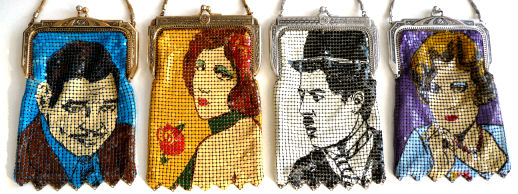 Whiting & Davis Mesh Purse Collection