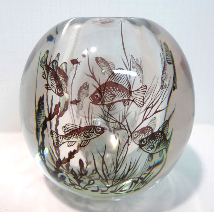 Italian And 50s Glass From Tri State Antiques
