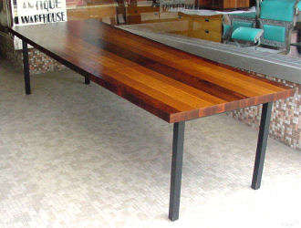 Rosewood Table by Milo Baughman
