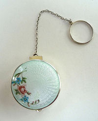 Thomae Enamel Guilloche Compact