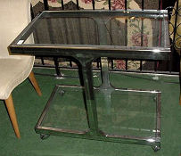 Pierre Cardin Tea Cart - Click for Larger Image