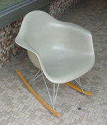 Eames Shell Rocker - Click for Larger Image