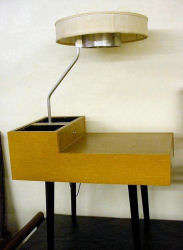 George Nelson Lamp Table - Click for Larger Image