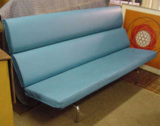 Eames Compact Sofa - Click for Larger Image