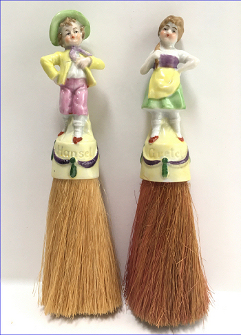 Hansel and Gretel Brushes