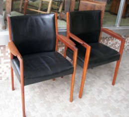 Set of Jens Risom Chairs