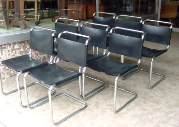 Knoll Spoleto Chairs